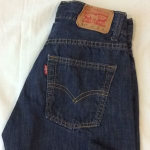 Boys 514 Levi's jeans